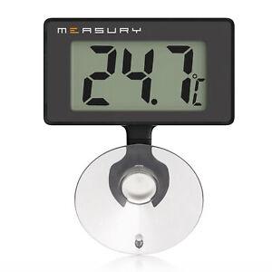Measury-Aquarium-Thermometer-Wasserdicht-Digital-Aquariumthermometer-Aquarien