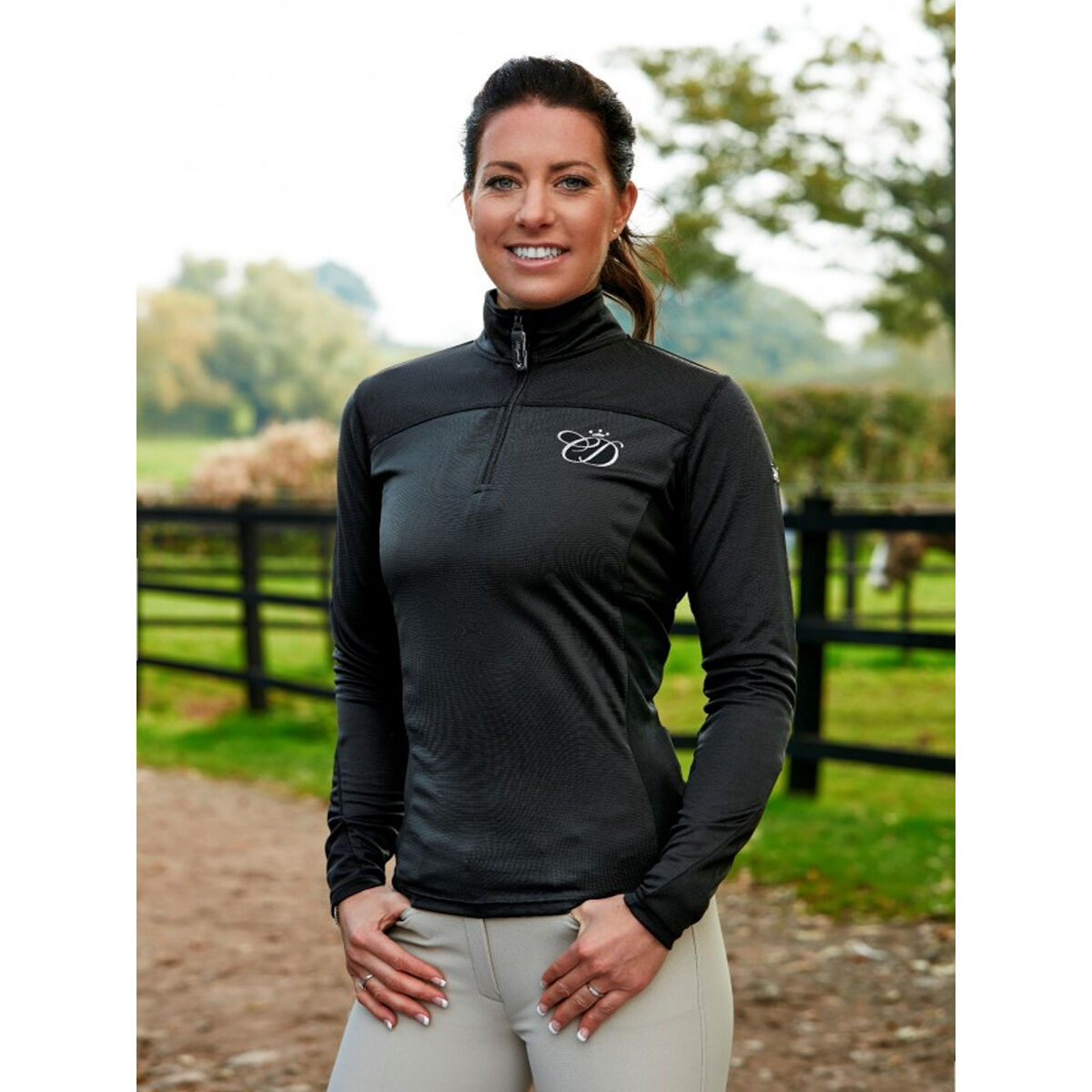 Kingsland Dressage ISA Training Shirt (KLD-PT-890) FREE UK Shipping