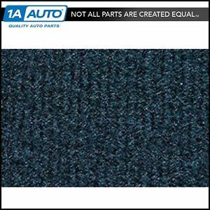 For 88 98 C1500 Truck Regular Cab Cutpile 4033 Midnight Blue Complete Carpet Ebay