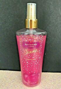 NEW-Dear-Body-Shimmer-Mist-RAVISHING-LOVE-250ml-8-4-fl-OZ-Pink-SPRAY