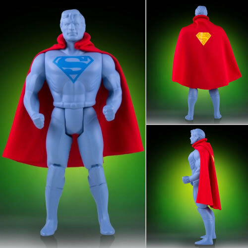 SDCC 2016 Gentle Giant Excl  Super Powers - Superman Predotype 1 6 Jumbo Figure