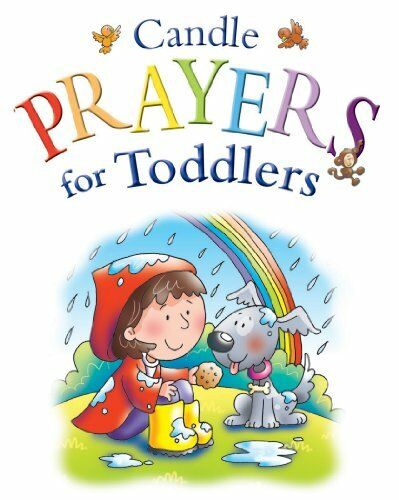 (Very Good)0825472016 Candle Prayers for Toddlers (Candle Bible for Toddlers),Da