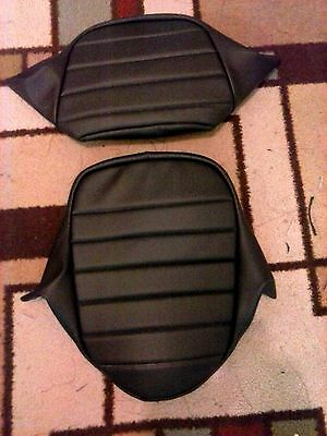 HONDA  GL500 Silverwing 1981-1982 Back Custom Hand Made Motorcycle Seat Cover