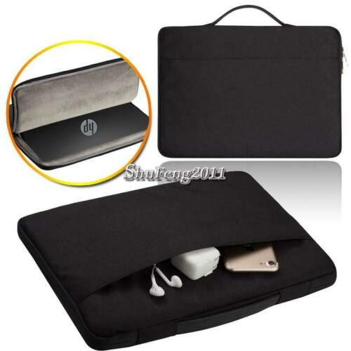 """For 12.3/"""" 14/""""  HP Chromebook ZBook Carry Laptop Notebook Sleeve Pouch Case Bag"""