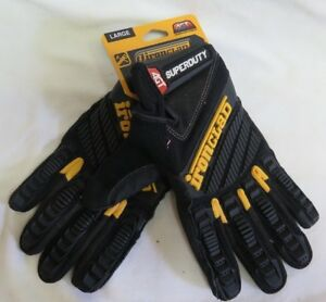 Ironclad SDG2-04-L Super Duty Gloves Large