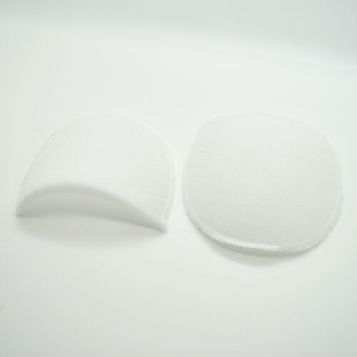 Medium Black  Small High Quality Shoulder Pads Cushions White Large
