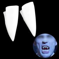Weiss Vampirzaehne Zaehne Motto Party HALLOWEEN GY