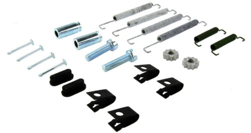 Parking Brake Hardware Kit-Drum Brake Hardware Rear Centric 118.67001