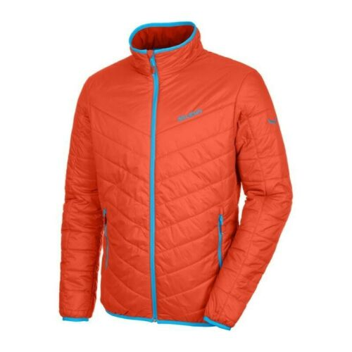 Salewa Synthetic Insulated Jacket Man Puez 2 PRL Primaloft Terra cotta