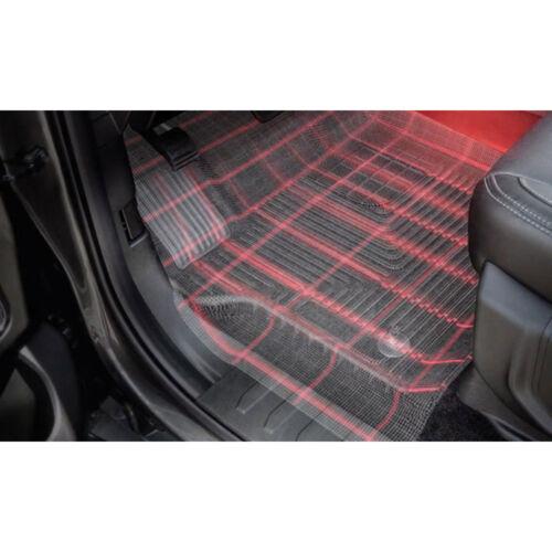 Husky Liners Weatherbeater 2014-2017 Mazda 6 BLACK Front /& Rear Car Floor Mats
