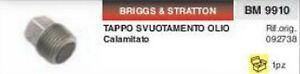 092738 BOUCHON VIDANGE HUILE magnétisé TONDEUSE BRISSG & STRATTON entretien WyL2tULl-07190955-485039828