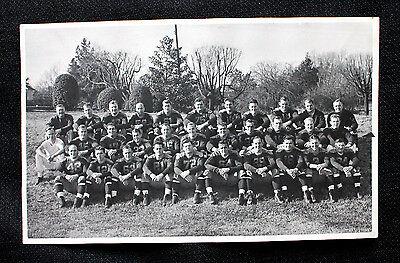 Original NFL1940's Football GREEN BAY PACKERS Team Photo 8x5 B&W Photo A445