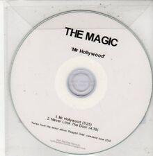 (DG94) The Magic, Mr Hollywood - 2012 DJ CD