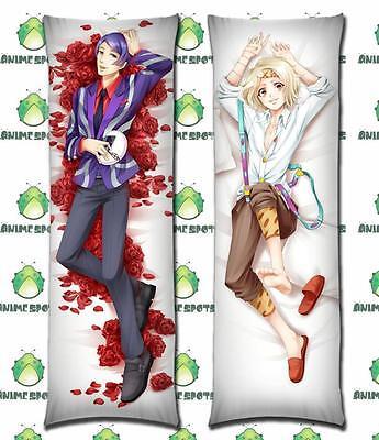 tokyo ghoul JUZO SUZUYA tsukiyama syu 0298 Anime Dakimakura body pillow case