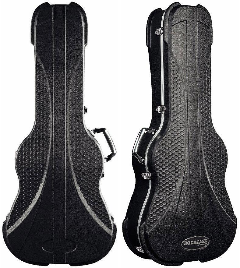 ROCKCASE RC-ABS10514 BCT Koffer Jumbo Jazz-Gitarre