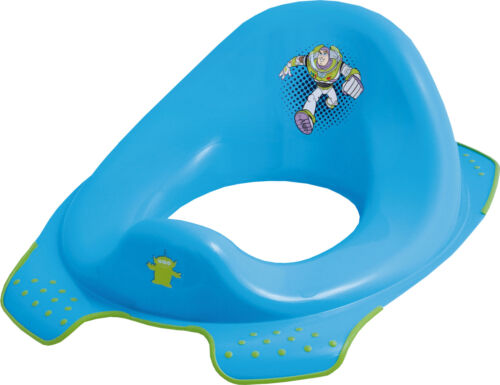 Set of 2 Disney Toy Story Blue Toilet Seat Stool Toilet Trainer