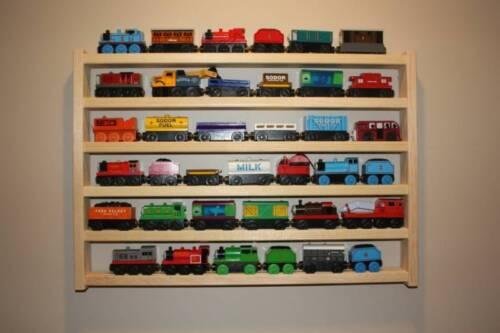 ONE Train Rack BASIC Thomas /& Friends display storage wall shelf wooden railway