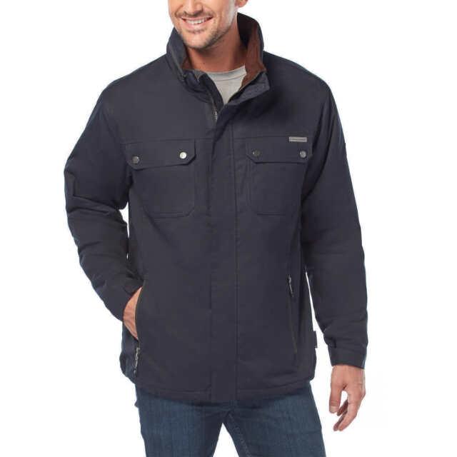 Rugged Elements Men/'s Lightweight Water Resistant Trek Jacket