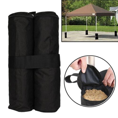Garden Gazebo Foot Leg Feet Weights Base Sand 4PCS For Tent Market Stall Marquee