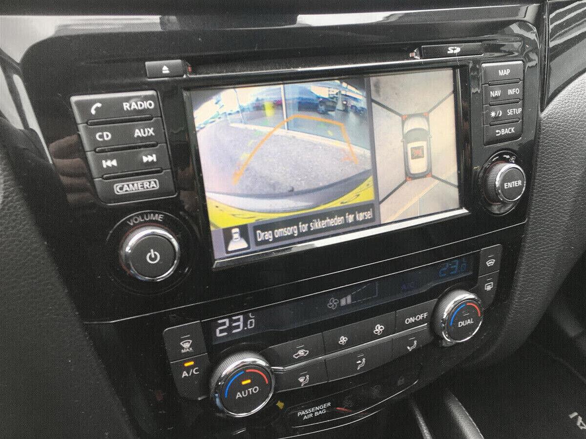 Nissan Qashqai 1,6 dCi 130 Tekna Van - billede 11