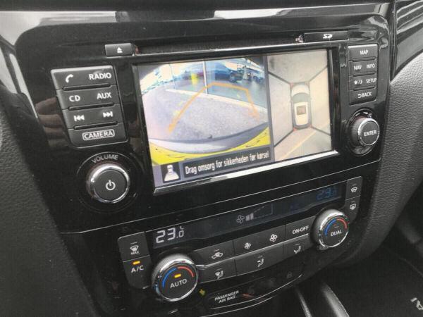 Nissan Qashqai 1,6 dCi 130 Tekna Van billede 11