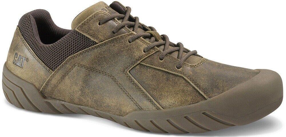 CAT CATERPILLAR Haycox P723197 Cuir Chaussures Baskets décontractées chaussures homme nouveau