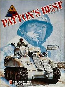 Avalon-Hill-039-Patton-039-s-Best-039-PDF-Reference-CD