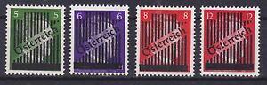 O-1945-ANK-Nr-668II-71-Komplettsatz-4-Werte-postfrisch