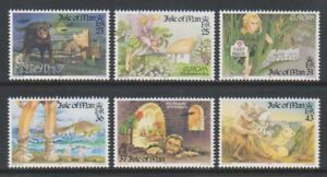 Isle-of-Man-1997-Europa-Tales-amp-Legends-set-MNH-SG-741-6