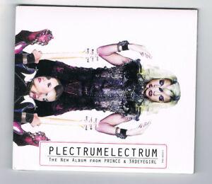PRINCE-amp-3RDEYEGIRL-PLECTRUMELECTRUM-2014-NEUF-NEW-NEU