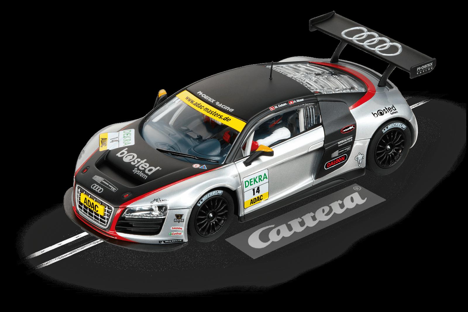 TOP Tuning Carrera Digital 132 - Audi R8 LMS - Phoenix Racing No.14  wie 30570