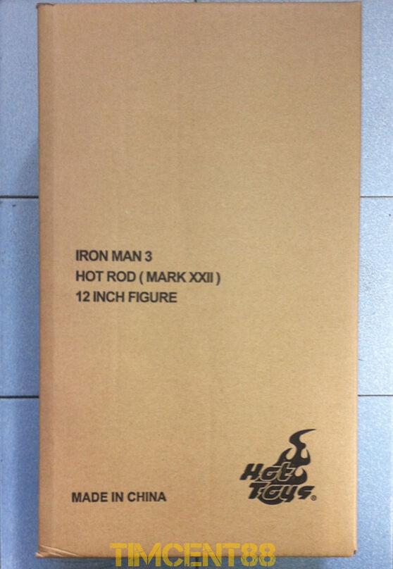 Ready  Hot Toys MMS272D08 Iron Iron Iron Man 3 Mark 22 XXII Hot Rod Exclusive 1 6 Diecast d560fc