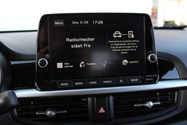 Kia Picanto 1,0 GT-Line billede 9