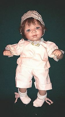 Art Dolls-ooak Künstlerpuppe Oncrown Collection 2005 Porzellan Ca.25cm Limitiert Nr 128/777