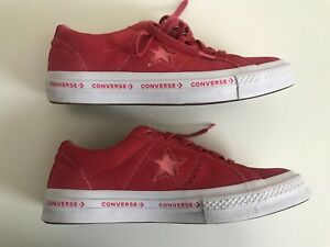 Converse Kids One Star Ox Paradise Pink