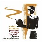 Saint Etienne Present Songs for the Lyons Cornerhouse by Saint Etienne (CD, May-2012, Cherry Red)