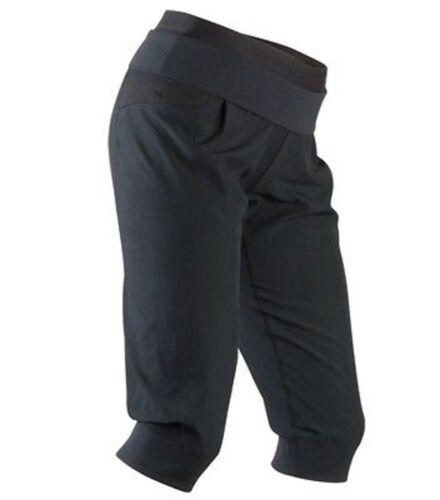 Sugoi Womens Verve Warm-Up Capri Medium Black Running NEW