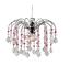 Chandelier-Style-Ceiling-Light-Shade-Acrylic-Crystal-Bead-Ball-Droplet-Pendant thumbnail 23