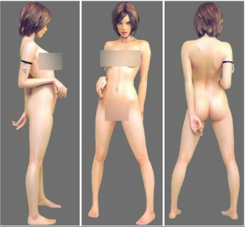 PF Nib 1//6 Uc Body Chest Seamless Unpainted Wf-002 Female Utopiacast Medium