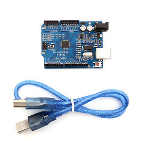 UNO-R3-DIY-Arduino-Carte-de-Development-CH340-ATmega328P-Cable-USB