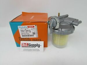 details about new genuine kubota fuel filter assembly 15521 43015 1a001 43010, 19271 43010 Suzuki Fuel Filter