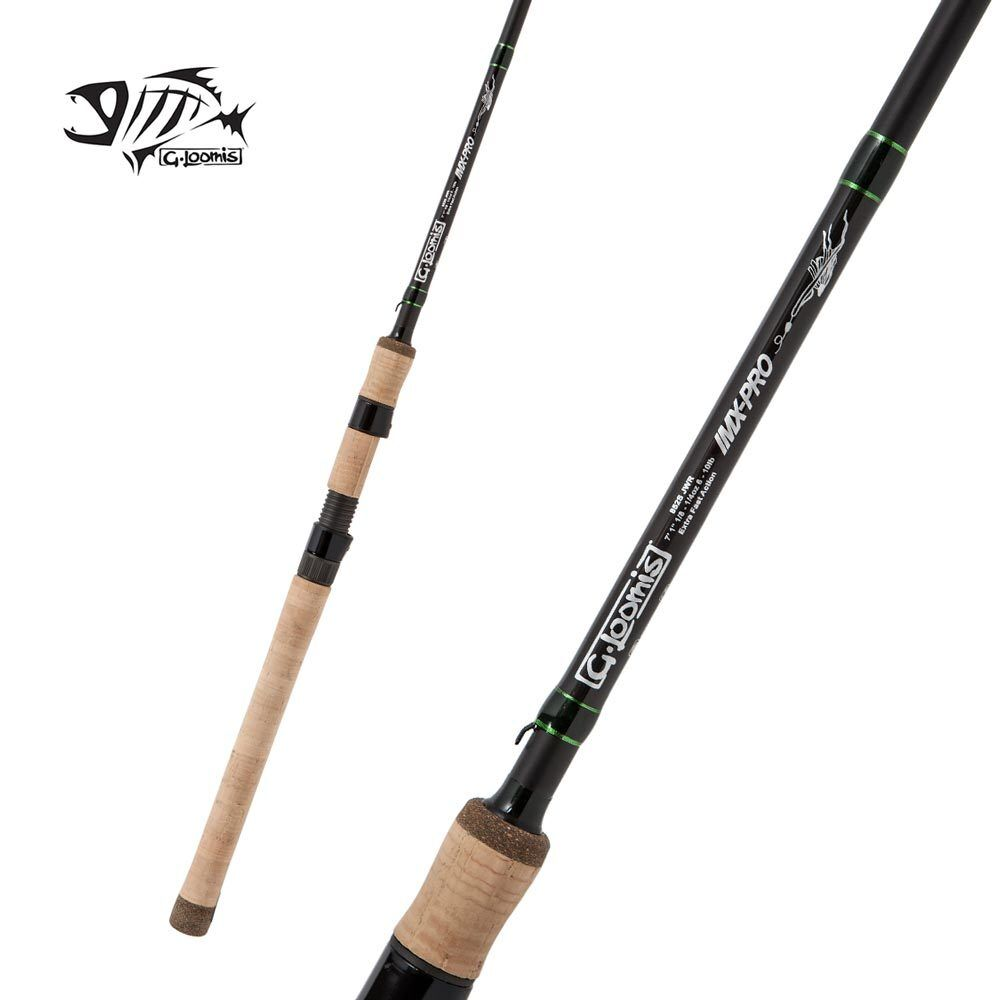 G Loomis IMXPro Drop Shot Spinning Rod 820S DSR 6'10 MagLight 1pc