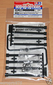 Tamiya-54604-Body-Mount-Extension-Set-TT01-TT02-TA05-TA06-TB04-XV-01-M05-M06