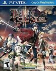 Legend of Heroes: Trails of Cold Steel II (Sony PlayStation Vita, 2016)