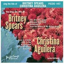 You Sing The Hits Of Britney Spears and Christina Aguilera  Karaoke  2011