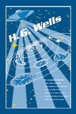 H. G. Wells by H. G. Wells (2012, Hardcover)