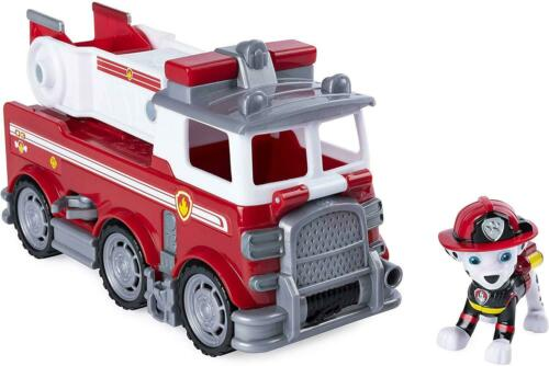 Paw Patrol Marshall Ultimate Rescue Fire Truck Véhicule