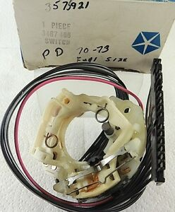 1970 1971 1972 1973 Plymouth Dodge NOS MOPAR Turn Signal ...