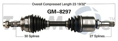For Buick Verano Chevy Cruze Front Pass Right CV Axle Shaft SurTrack GM-8297