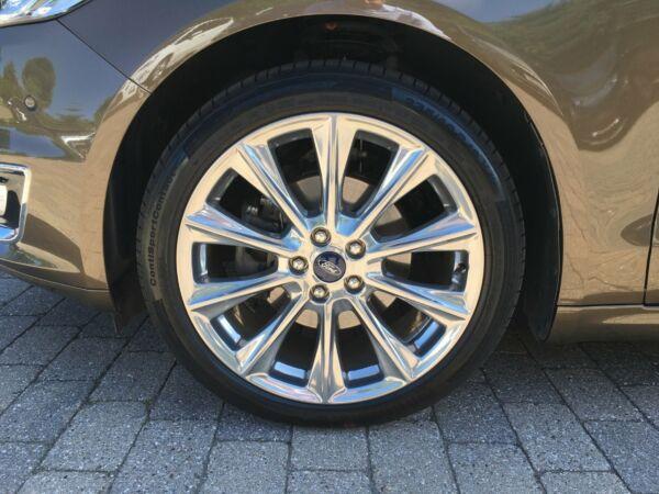 Ford Mondeo 2,0 TDCi 180 Vignale stc. aut. - billede 4